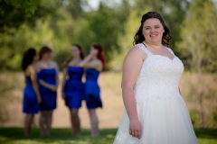 Jordan & Chris Kaufman wedding on 05-23-2015 in Milan MI.
